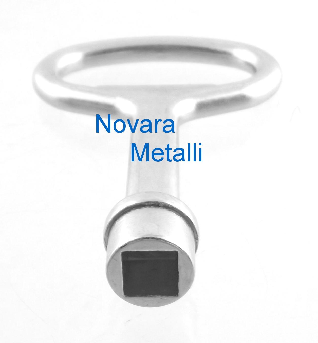 gas contatori lato 8mm Chiave a triangolo per quadri Enel