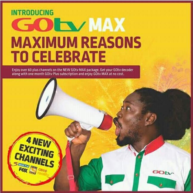 Gotv Launches Gotv Max: Gives Free One-month Open View