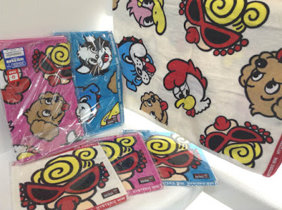 HYSTERIC MINI Towels (毛巾)