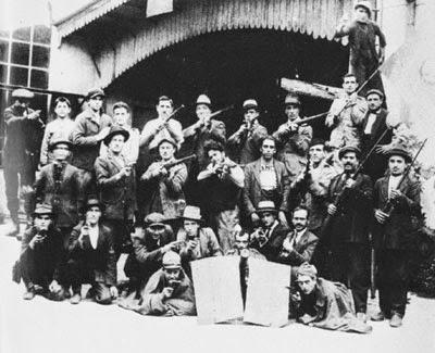 economie eerste wereldoorlog