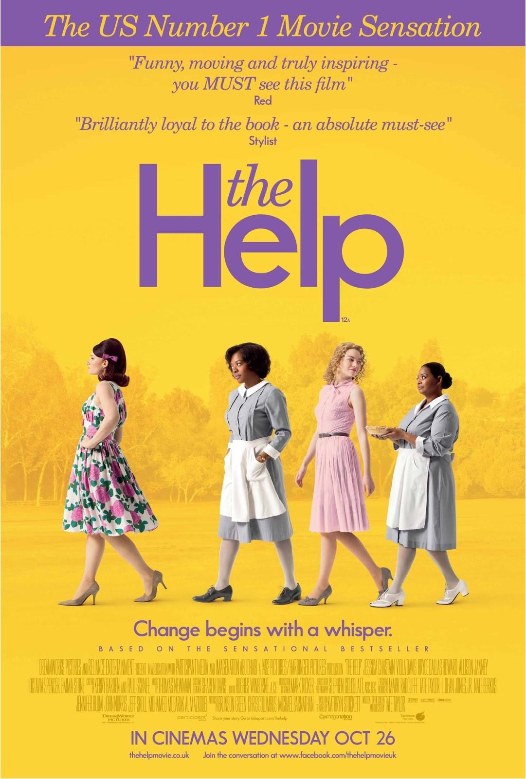 Film Vs Book The Help Trailer