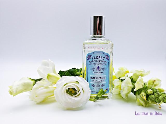 Flores Mediterráneas Alvarez Gómez fragancias perfumes belleza eau de toilette aguas de tocador