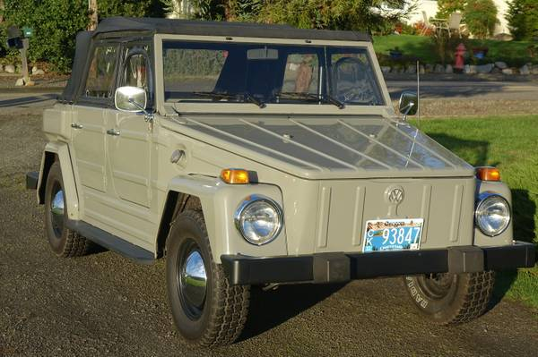 1974 VW THING Acapulco - Buy Classic Volks