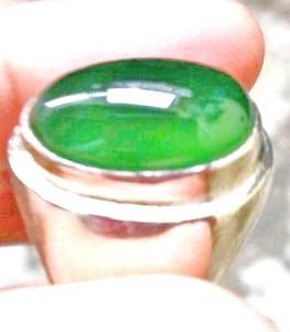 Batu garut hijau