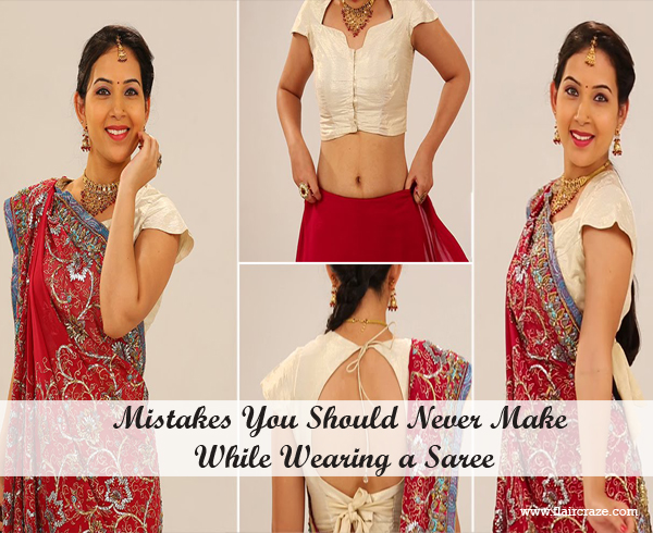 Mistake-while-draping-a-saree