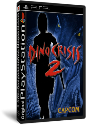 Dino Crisis 2 | Juegos PSP en 1 link