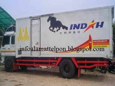 alamat telepon agen jasa ekspedisi indah cargo jakarta INDAH CARGO Jakarta