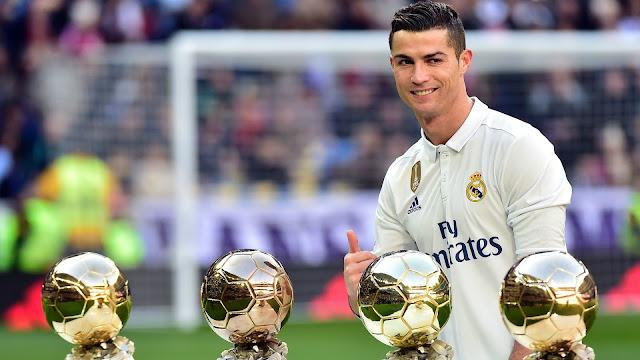 Presiden Real Madrid : Ronaldo Hanya Marah Tapi Akan Tetap di Madrid