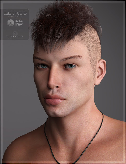 Ronnie for Genesis 3 Male