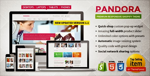 pandora theme download
