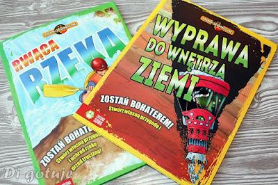 Zagadki geograficzne - edukacyjna seria książek z misją - recenzja