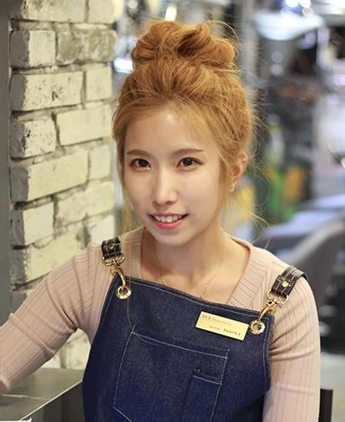 Yoona CCAHair Korean Salon