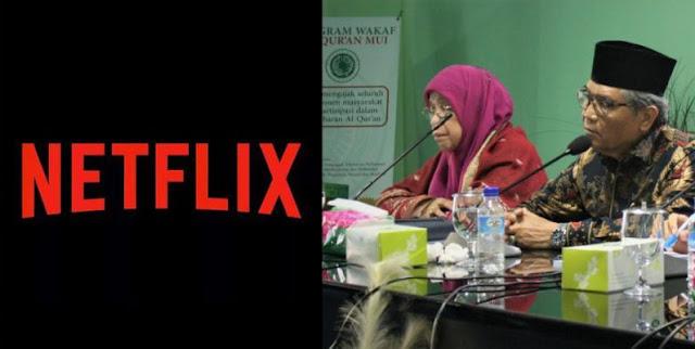 MUI Tegaskan Tidak Pernah Keluarkan Fatwa Haramkan Netflix