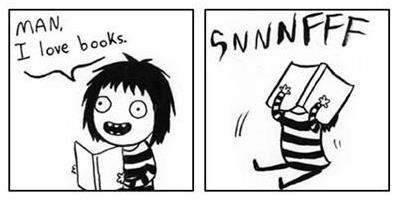 Resultado de imagem para cheirar o livro