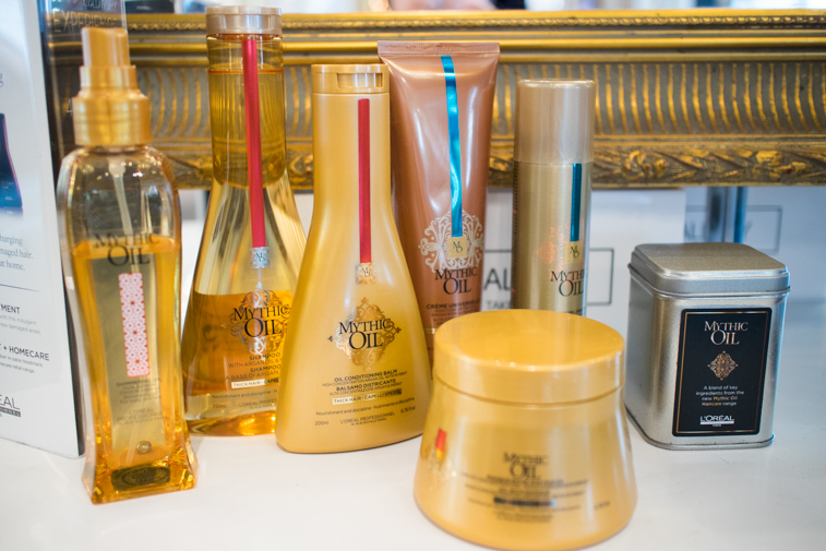 House of Rush, Mythic Oil Treatment
