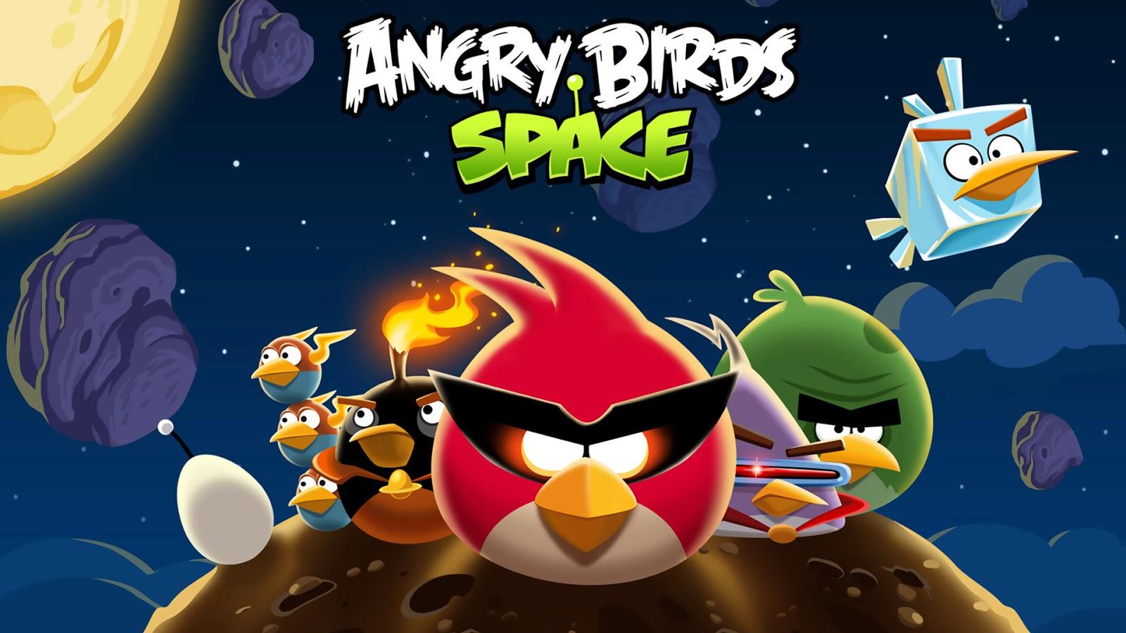 Angry Birds Wallpaper Atau DP BBM HD 1080p Khusus Android 2015