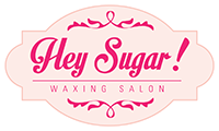 hey sugar waxing salon logo