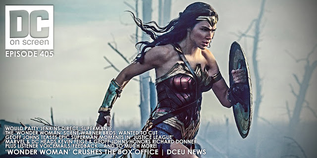 Wonder Woman charges no man's land to box office victory
