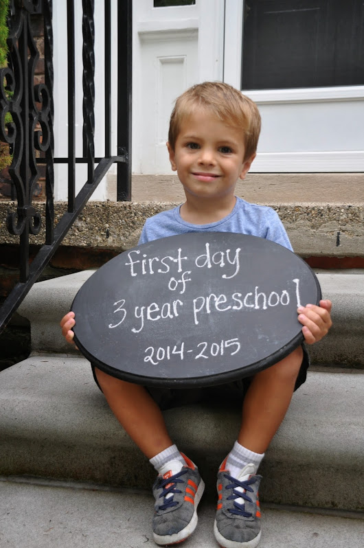 Preschool or BUST!