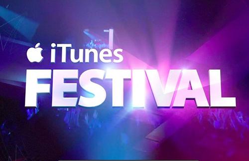 iTunes Festival Image