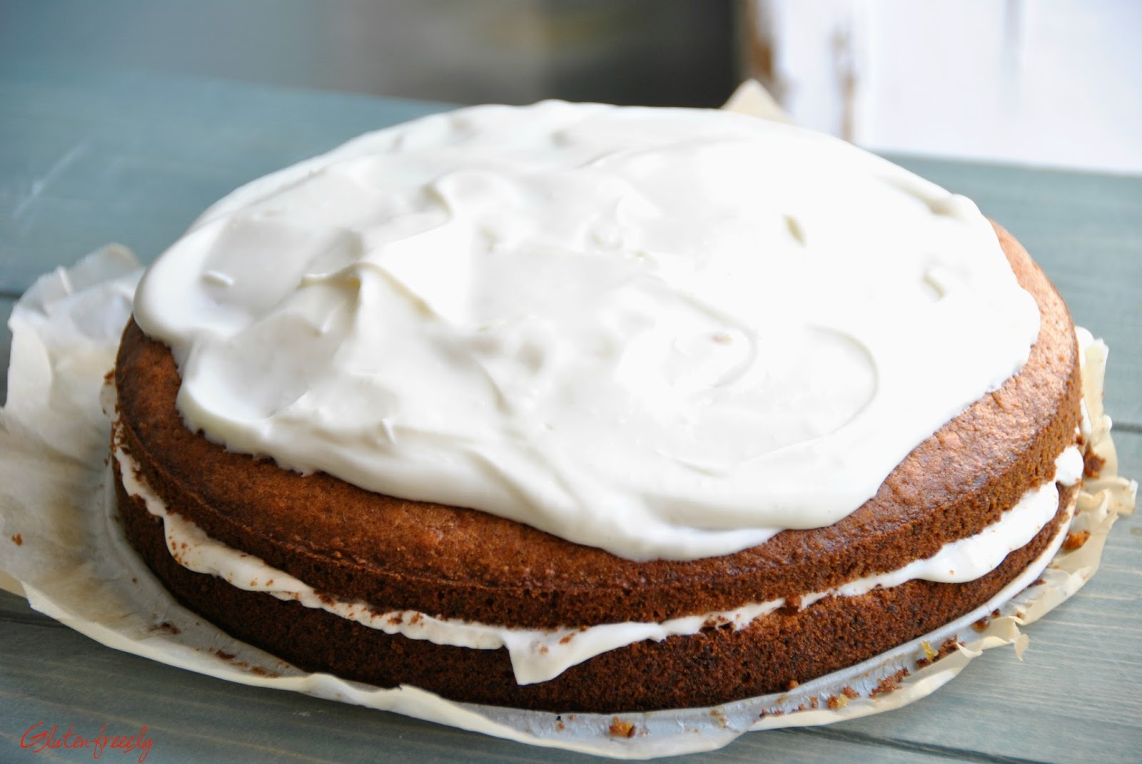 Carrot Cake Recipe Jamie Oliver: Glutenfreeely: Carrot Cake Senza Glutine Per Ripartire