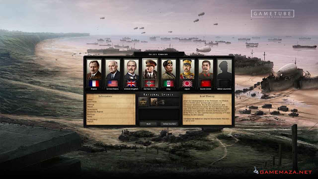 Hearts of Iron IV Field Marshal Edition Gameplay Screenshot 3