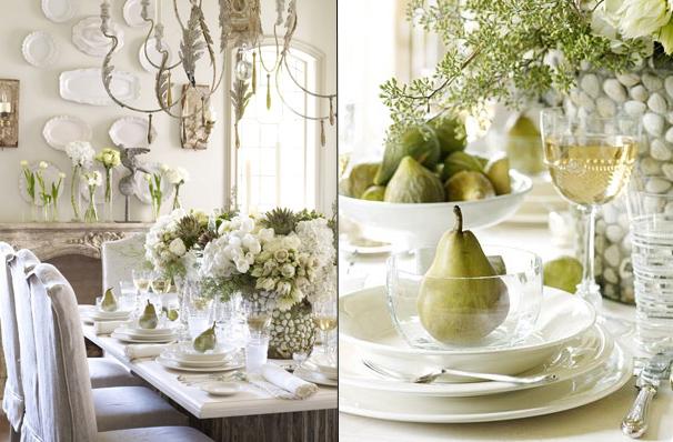 D3 Interior Design: White Christmas