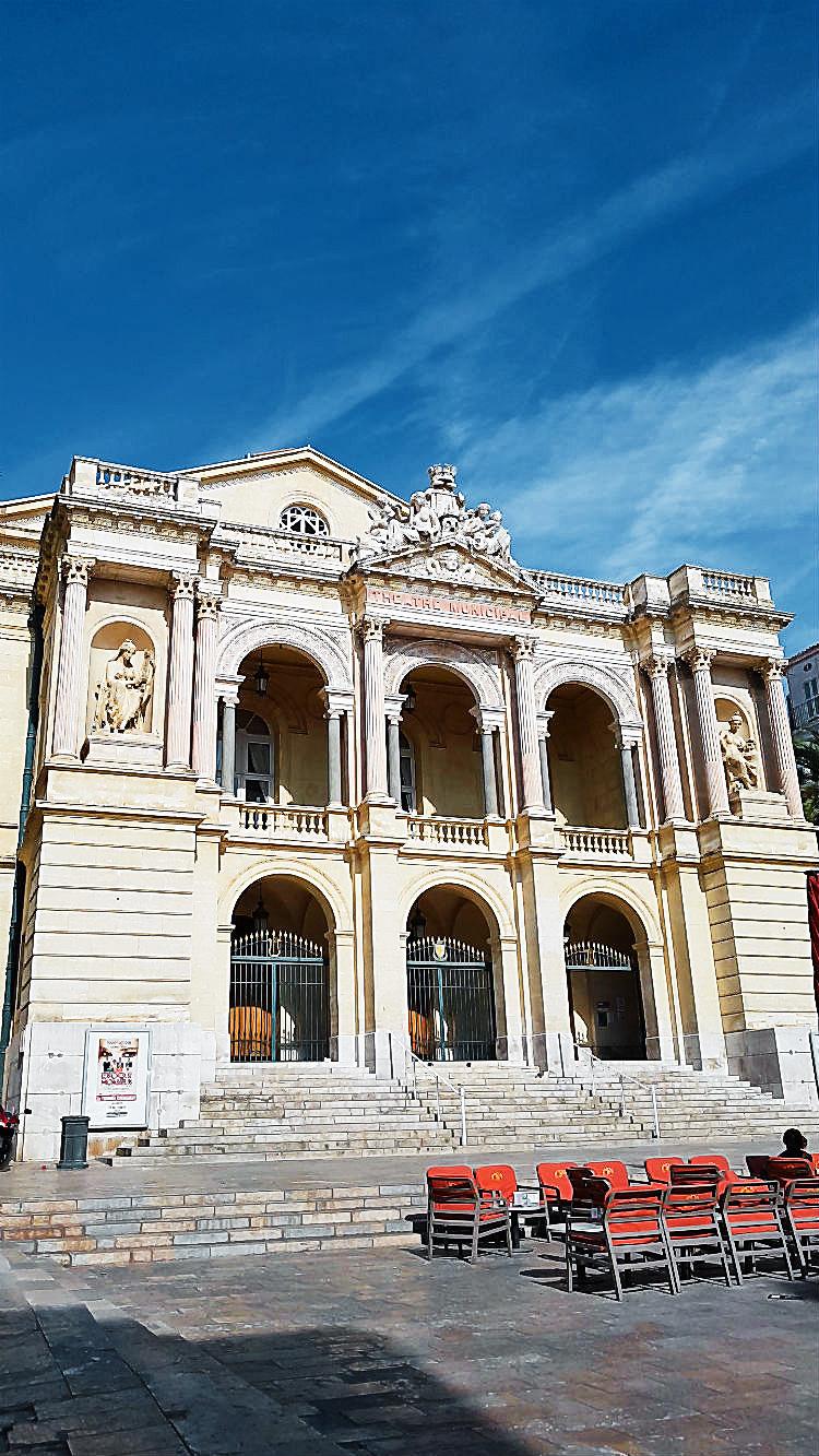 Das Opernhaus von Toulon | Arthurs Tochter kocht. von Astrid Paul. Der Blog für food, wine, travel & love