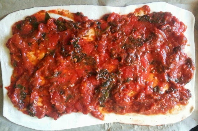 Pilgrims Choice Crumbles Review sauce topping for cheats pizza with puff pastry