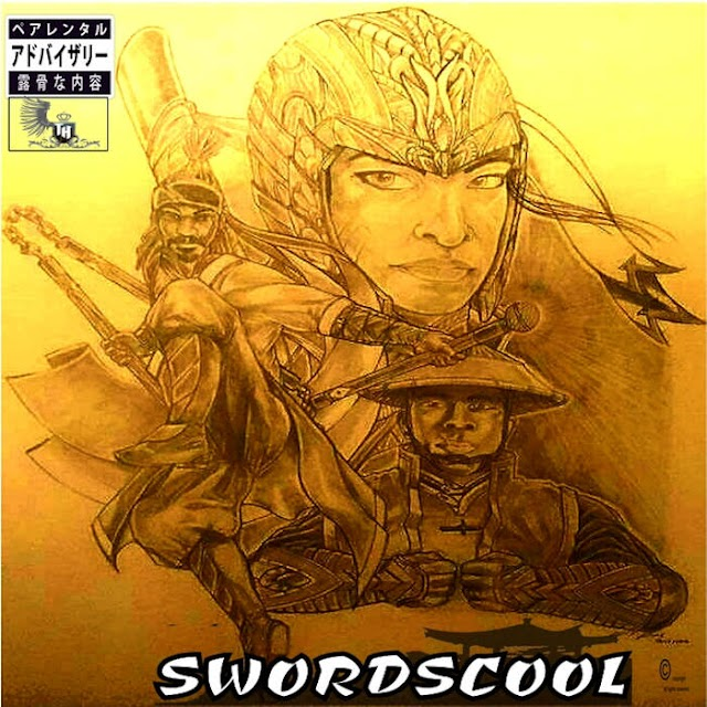 "Listen & Purchase ""sWordsCool"" album by Suntonio Bandanaz, Julie-C, and Ready Ron Beats (((AUDIO)))"