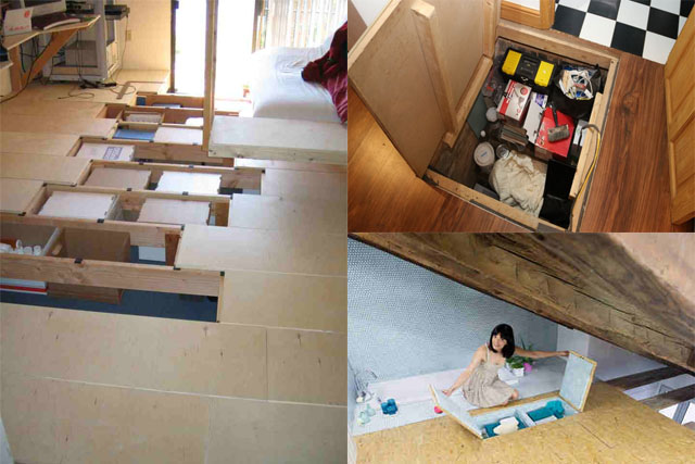 Genial If You Have A Room In The Loft To Build In A Shallow Floor Storage, Or  Anywhere Else In The House You Donu0027t Want To Fill Up With Insulation, ...