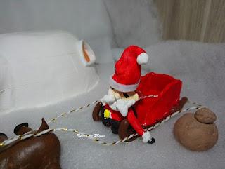 DIY Décoration de Noël en pâte durcissante