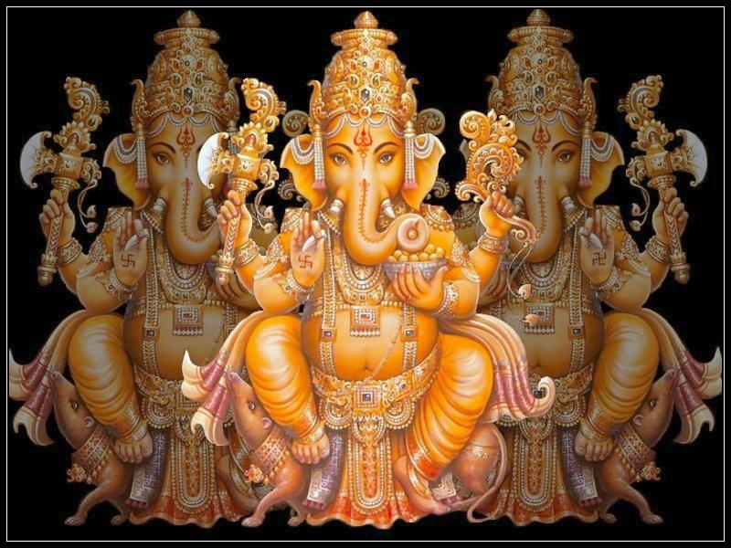 3d Lord Ganesha: Best 3D Ganeshji Wallpaper, Hot Ganesha Collection