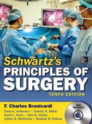 Schwartz Các nguyên lý của Ngoại khoa 10e