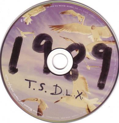 A2 Media Studies Taylor Swift 1989 Digipak Analysis