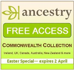 IrishGenealogyNews: Easter Weekend Special: Free access to