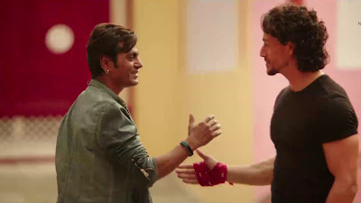 Tiger Shroff With Nawazuddin Siddiqui HD Wallpaper
