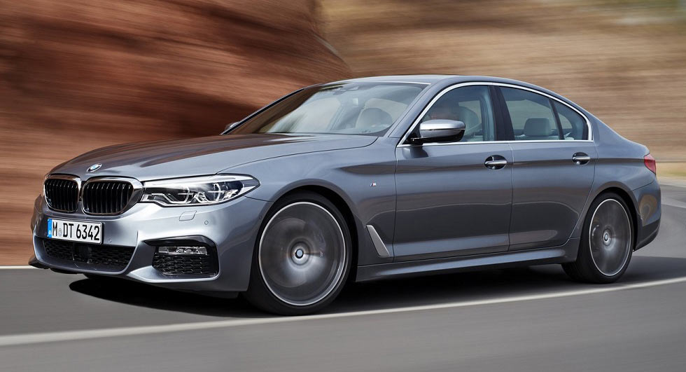 Bmw 540d Slated To Bring Diesel Power To The U S