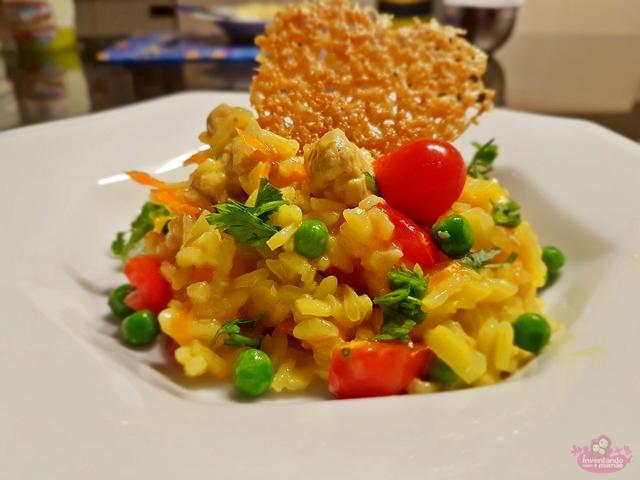 Melhores receitas de risoto