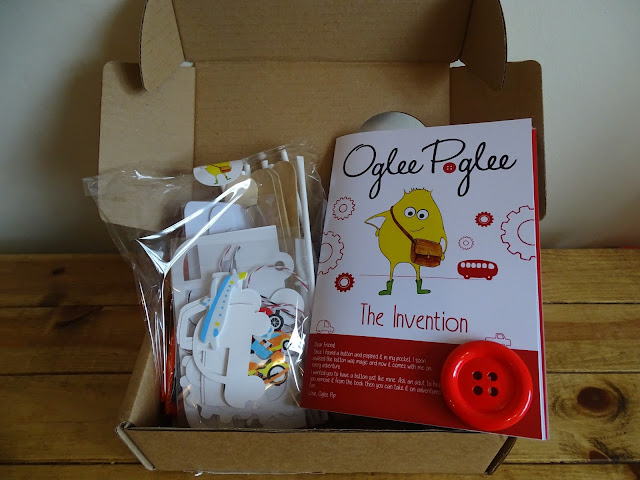 Oglee Poglee Craft Boxes Review