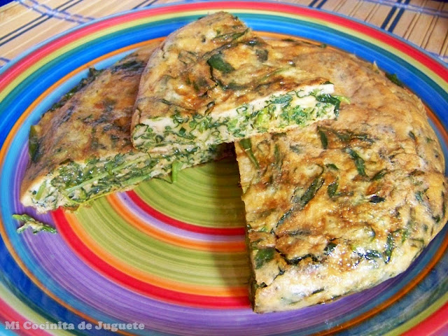 Tortilla de Collejas