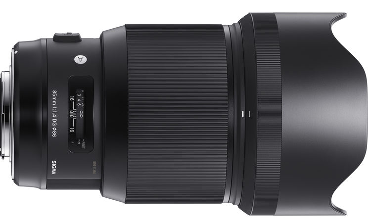 Sigma 85mm f/1.4 HSM DG Art