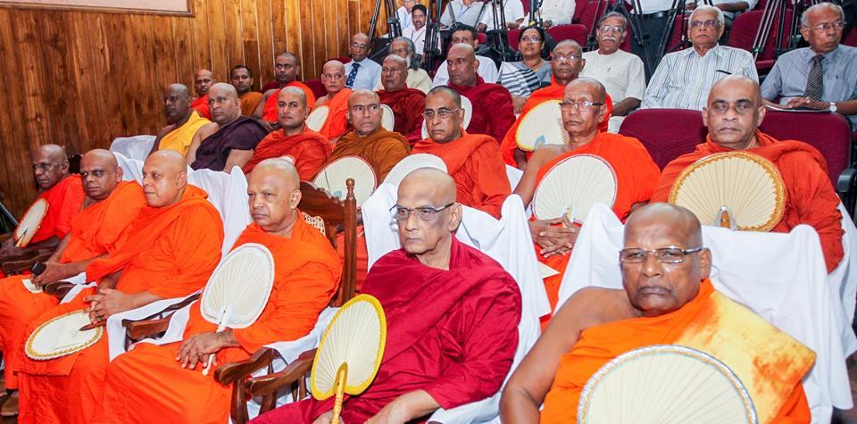 "President Maithripala Sirisena Handed Over ""Kastane"" To National Museum 4"