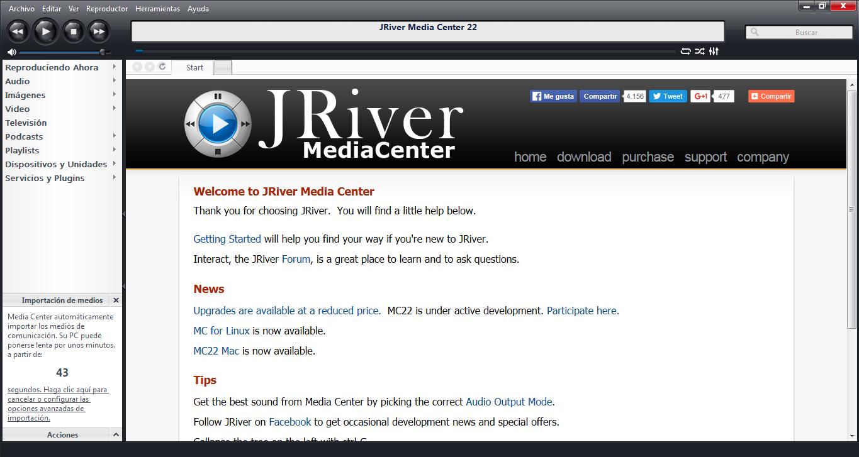 River Media Center