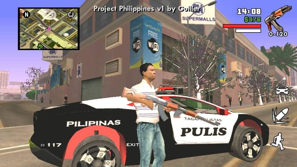 Gta Philippines Apk Obb With Cheat Menu No Root