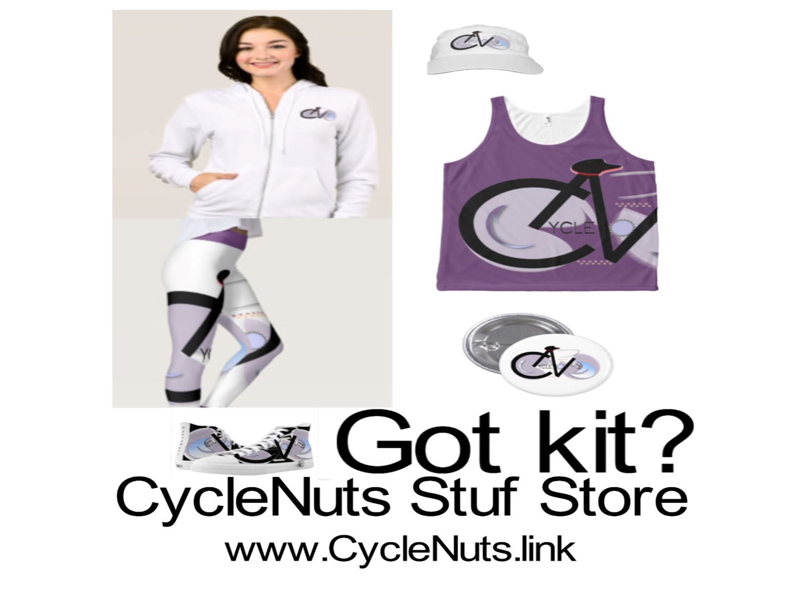 CycleNuts Stuf Store