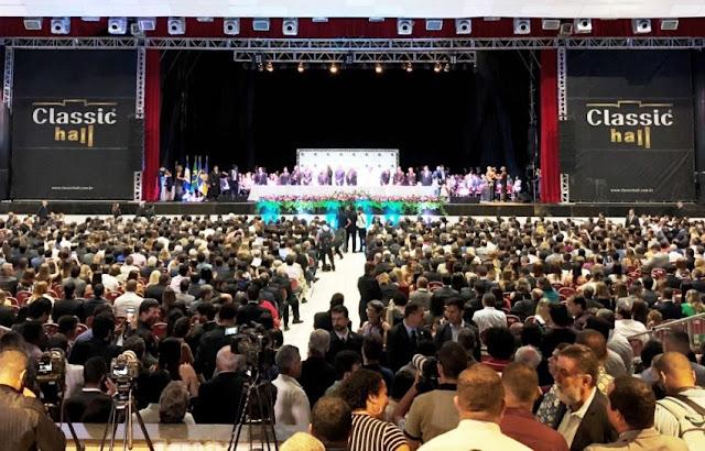TRE-PE diplomou todos os candidatos eleitos em 2018