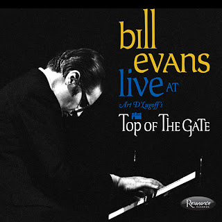 BILL EVANS: LIVE AT TOP OF THE GATE