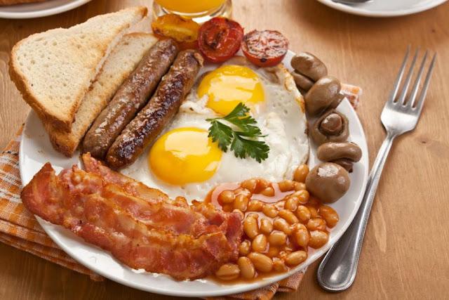 Pomysłowe jedzenie - czyli co jedzą na śniadanie w innych zakątkach świata ?