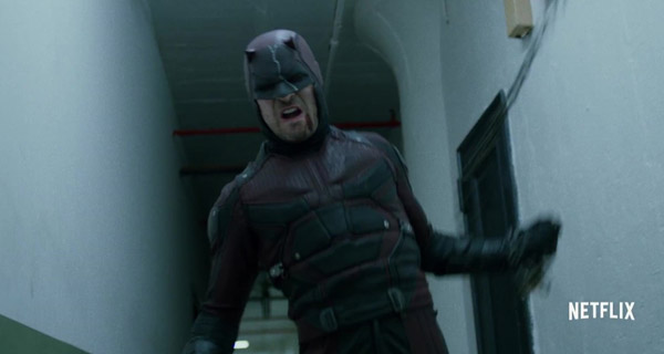 Daredevil en la segunda temporada de Netflix